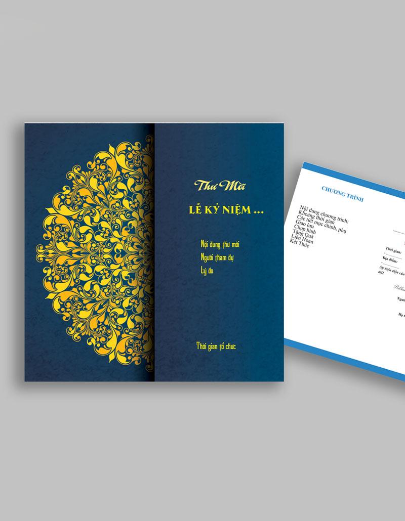 Thiệp khai trương, thiệp mời khai trương, thiệp mời, Invitation Letter, thiệp mời chuyên nghiệp