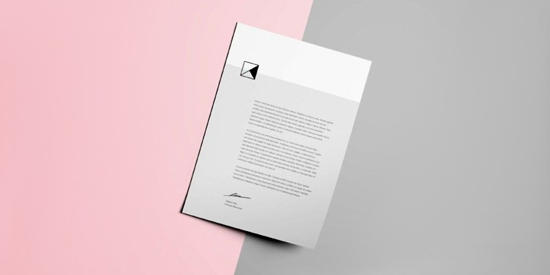 Thiết kế letterhead