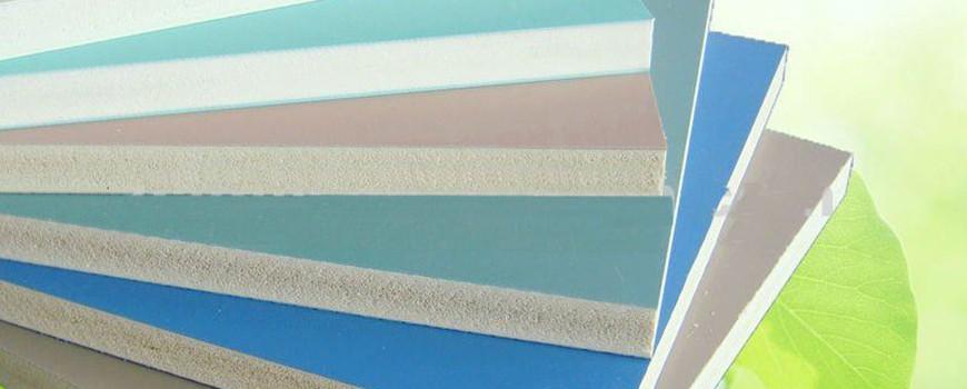 Điểm khác nhau giữa tấm formex và tấm PVC foam