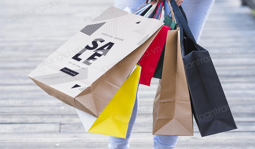 Vai trò của túi giấy là gì