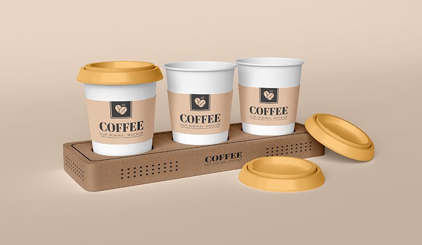 Coffee Take Away đẹp 2021