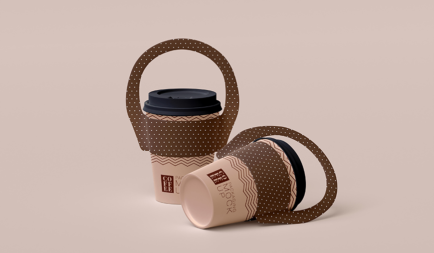 Top mẫu Ly Coffee Take Away đẹp 2021
