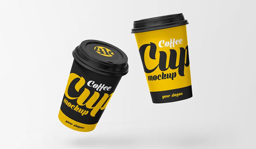 Ly Coffee Take Away đẹp